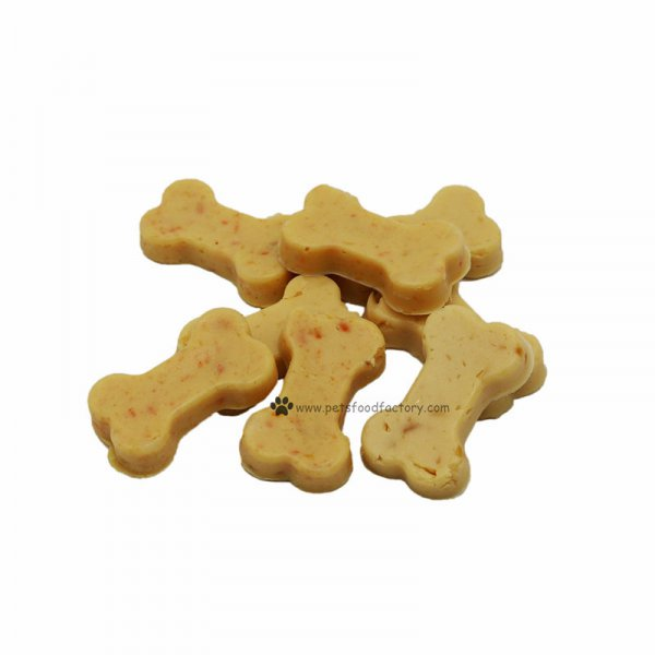 Cheese With Vegetable Bones Biscuit Dog Treats